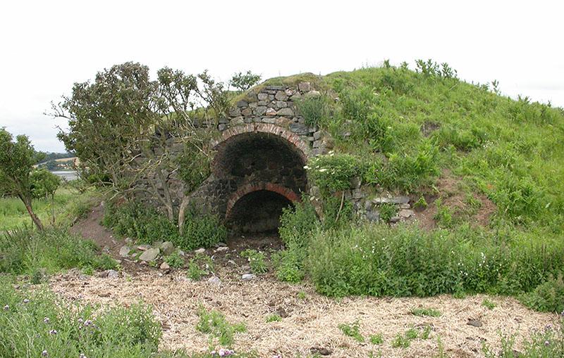 Budle Bay Limekiln